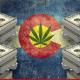 Colorado esta asiendo millones por la legalizacion dela marijuana Rakes in Millions in Pot Taxes In One Month