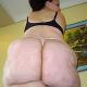 VIDEO Que hace esta golda orinando en la calle desnuda miren esto Super Fat Bbw Pissing Hard adultos solo