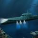 Mile Low Club: Compañía convierte un submarino en un hotel romántico