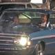 Vídeo - mira lo que le paso al carro de este actor llegando a la premier de la película