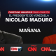 Entrevista Exclusiva Nicolás Maduro, en entrevista exclusiva con Christiane Amanpour