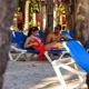 Fotos: Mia cepeda es capturada por las cámara en un resort haciendo de to con un dembowsero.