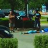 VIDEO miren cuanto valaso ledan en camara Armed Good Samaritan Saves The Day