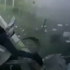 VIDEO Miren que explocion en una gasolinera  Parked Car's Dashcam Captures Explosion