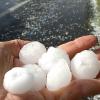 Fotos, Video: Bolas de granizo del tamaño de pelotas de golf golpean México miren esto
