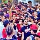 Vídeo - El Lapiz conciente y El Army detras de camara la parte final de su nuevo video musical en santiago