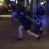 VIDEO la policia bregando con un loco desnudo miren Naked Ninja Escapes From Cops After Breaking One Of The Cops Jaw!