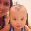 FARANDULA ¡Mira que bello el bebé de Eduardo Cabra el de calle 13 y Diana Fuentes!
