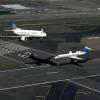 VIDEO Escalofriante miren esto Dos aviones por poco chocan en Nueva Jersey