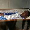 Vídeo desahogo del padre de Monkey black durante el entierro de su hijo pide justicia miren