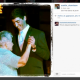 VIDEO El mejor bisnieto del mundo: llevó a su bisabuela al baile de graduación