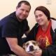 La increíble historia de un perro perdido en una tormenta que regresó con su dueño