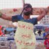 Muy fuerte Rebeldes sirios crucifican a varias personas en la ciudad de Raqqa