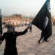 Video: Los yihadistas del EIIL ejecutan a sus rivales lanzándolos por un barranco mira esto