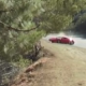 VIDEO carros Ferraris carisimo sedevaratan en un tremendo choque Crashes Into A Tree & Then Rolls Down A Hill!