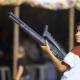 Video: Niños cargando armas desfilan junto a militantes del EIIL increible miren esto Children armed with rifles parade in ISIS convoy through Mosul