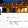La CIA se une a Twitter con el mejor primer tuit posible miren como estan funcionando