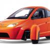 Uted que anda apie mira Elio Motors promete un auto de 6.800 dólares y que sólo tiene tres ruedas