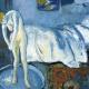 'La habitación azul' de Picasso esconde un secreto miren todo lo que esconde