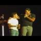 VIDEO Un Fanatico Se Le Declara A Romeo Santos En Pleno Concierto @ Caracas, Venezuela