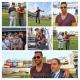 Romeo santos llega al Yankee Stadium en new york como invitado de honor