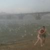 VIDEO Impresionante de una tormenta de granizo en una playa de Rusia casi matas alo banistas A sudden hail storm in Novosibirsk (Russia Внезапный ураган в Новосибирске