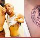 El nuevo tatuaje que acaba de hacerse la controversial