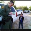 inmigrante fotografía de un niño EE.UU. conmociona Internet