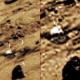 ¿Un hueso en la superficie de Marte? increible miren este descubrimiento