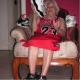 VIDEO Abuelas asiendo estupideces Too Funny: Grandma Granny Tip Toeing In My Jordans