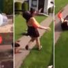 VIDEO Miren por estar invetnando loque paso Brutal Ice Bucket Challenge Fail Leaves Girl With A Headache
