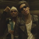 Juicy J Feat. Wiz Khalifa - Smoke A Nigga (official video) rap guetto music