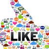 Likes comments Fallowers es todo lo que la personas en  internet quieren