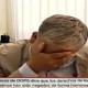 VIDEO Funcionario de la ONU llora al hablar sobre bombardeos a escuelas en Gaza