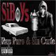 SiBoys - Rap Puro & Sin Corte MixTape Preview durisimo juye dale play!!