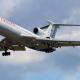 Un avión espía ruso sobrevolará EE.UU. durante una semana