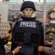 Un nuevo chaleco blindado ruso resiste balas de fusil disparadas desde 10 metros