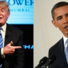 El multimillonario Donald Trump le dice loco a Barack Obama
