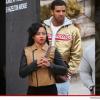 Drake fue captado por las camaras con esta famosa modelo.