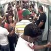 Video del juidero en el metro de santo domingo