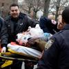 EE.UU.: Mueren dos policías de Nueva York tras ser tiroteados en su coche patrulla
