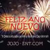 Happy New Year les decea JOJO-ENT.COM Atodos los que miran nuestra Pajina!