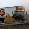 VIDEO Accidente fatal en New Jersey Loses Control On Icy New Jersey Highway!