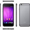 Compañía rusa lanza un 'clon' del iPhone 6 Una copia miren esto