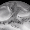 Video: Impresionante 'time-lapse' de la Tierra bañada en luz infrarroja Planet Earth in Infrared