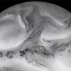 Video: Impresionante 'time-lapse' de la Tierra bañada en luz infrarroja Planet Earth in Infrared