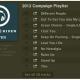 En la Aplicacion mas usada Obama publica sus canciones favoritas en Spotify