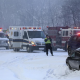 VIDEO Que maldito choque en la nieve Crazy: 150 Car Pile-Up On Michigan Highway I-94!