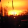 VIDEO Fatal Explocion diablo Massive Explosion Lights Up Донецк Мощнейший, мать его, взрыв