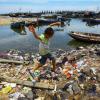 Miren Cuánta basuras estamos botando a los océanos